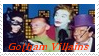 Batman Gotham Villains Stamp 1 by dA--bogeyman