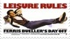 Ferris Bueller Movie Stamp 1 by dA--bogeyman