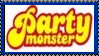 Party Monster Stamp 2 by dA--bogeyman