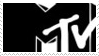 MTV Music Television Stamp by dA--bogeyman