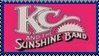 KC + Sunshine Band Stamp 1 by dA--bogeyman