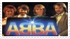 Abba Disco Europop Stamp 5 by dA--bogeyman
