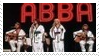 Abba Disco Europop Stamp 3 by dA--bogeyman
