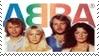 Abba Disco Europop Stamp 2 by dA--bogeyman