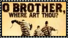 Brother Where Art Thou Stamp 1 by dA--bogeyman