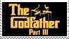 The Godfather III Stamp 1 by dA--bogeyman