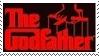 The Godfather Movie Stamp 4 by dA--bogeyman