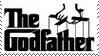 The Godfather Movie Stamp 3