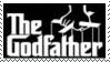 The Godfather Movie Stamp 1