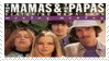 The Mamas + The Papas Stamp 5 by dA--bogeyman