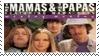 The Mamas + The Papas Stamp 5 by dA--bogeyman