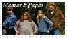 The Mamas + The Papas Stamp 3 by dA--bogeyman