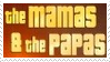 The Mamas + The Papas Stamp 2 by dA--bogeyman