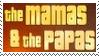The Mamas + The Papas Stamp 2 by dA--bogeyman