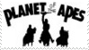 Planet of the Apes Stamp 2 by dA--bogeyman