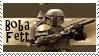 Star Wars Boba Fett Stamp