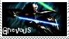 Star Wars Gen. Grievous Stamp