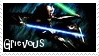 Star Wars Gen. Grievous Stamp by dA--bogeyman