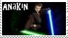 Star Wars Jedi Stamp 9
