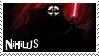 Star Wars Sith Stamp 9