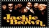 Jackie Brown Movie Stamp by dA--bogeyman