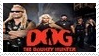 Dog - Bounty Hunter Stamp 1 by dA--bogeyman