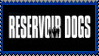 Reservoir Dogs Movie Stamp 3 by dA--bogeyman