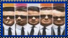 Reservoir Dogs Movie Stamp 2 by dA--bogeyman