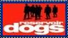 Reservoir Dogs Movie Stamp 1 by dA--bogeyman