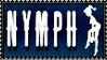 Nymph Stamp 1 by dA--bogeyman