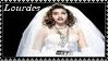 Lourdes Like A Virgin Stamp 2 by dA--bogeyman
