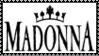 Madonna Girlie Stamp 3 by dA--bogeyman