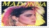 Madonna Girlie Stamp 2 by dA--bogeyman