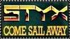 Styx Come Sail Away Stamp by dA--bogeyman