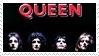 Queen Classic Rock Stamp 3 by dA--bogeyman