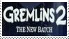 The Gremlins Movie Stamp 10 by dA--bogeyman