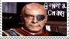 Star Trek Klingon Stamp 6