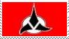 Star Trek Klingon Stamp 2
