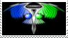 Star Trek Romulan Stamp 4 by dA--bogeyman