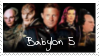 Babylon 5 TV Series Stamp 12 by dA--bogeyman