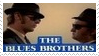 The Blues Brothers Stamp by dA--bogeyman