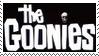 The Goonies Movie Stamp by dA--bogeyman