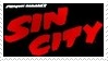 Sin City Movie Stamp by dA--bogeyman