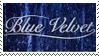 Blue Velvet Movie Stamp by dA--bogeyman