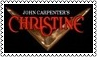 Christine Horror Movie Stamp by dA--bogeyman