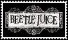 Beetlejuice Movie Stamp