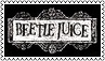 Beetlejuice Movie Stamp by dA--bogeyman