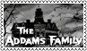 The Addams Family Stamp by dA--bogeyman