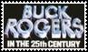 Buck Rogers TV Series Stamp by dA--bogeyman