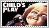 Child's Play Chucky Stamp 2